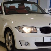BMW 1 Series 120i Cabrolet A/T