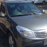 2010 Renualt Sandero 1.6 League 5Dr