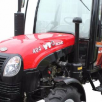 S2179 Red YTO 404 CAB 33kW/44Hp 4x4 New Tractor