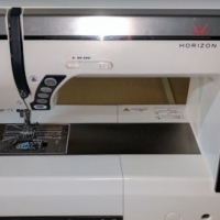 SEWING HORIZON MEMORY CRAFT 12000