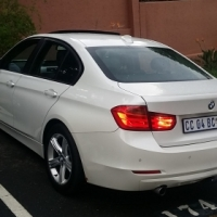 2012 BMW 320d F30 99000km.Steptronic,Motor Plan till August 2017.Excellent Condition.