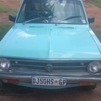 Datsun 1200 bakkie