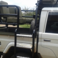 Huntung frame complete for Cruiser