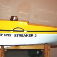 Carp King Streaker 2 bait boat