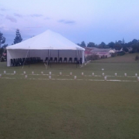 I have a 5x10m large event tent for sale! Bargain!