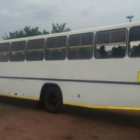 2011 TOYOTA HINO 65 SEATER BUS for sale