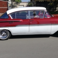 Classic Car for sale - 1958 Chev Biscayne V8 Auto - Licenced