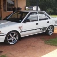 Toyota twincam Turbo