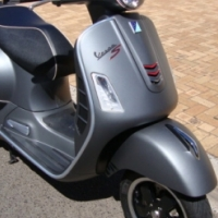 2015 Vespa GTS 300ie Super Sport - Immaculate Condition !!!!