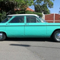 Classic Car for sale - 1960 CHEV CORVAIR FOR SALE -LEFT HAND DRIVE- Licenced