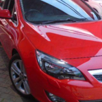 OPEL ASTRA 1.6T SPORT 5Dr