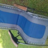 Oz trail camping chair
