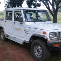 Dubbel Cab mahindra