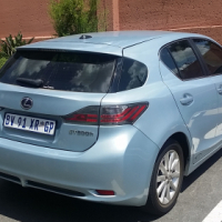 2012 Lexus CT200H Hybrid 124000km.Automatic,Very Low Fuel Consumption 4,8/100.Like NEW!