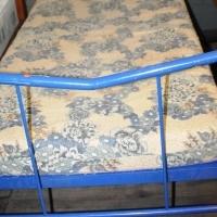 Steel Single bed S022553A #Rosettenvillepawnshop