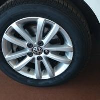 2012 White Volkswagen Polo 1.6 Classic Trendline Sedan - Great Buy