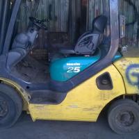 Forklift Komatsu 25 for sale