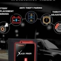 X-431 Pro S Diagnostic Scan Tool - R21 450 ex VAT