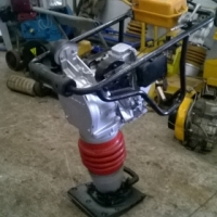 Robin and Honda rammers for sale
