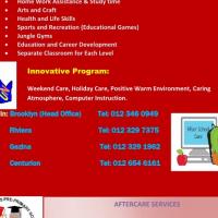 After School Care Rietfontein/Gezina