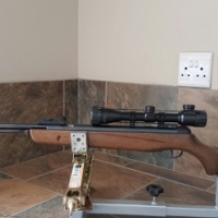 Rifle Shooting Rest