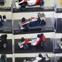 1:18 F1 Cars