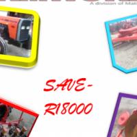 Tractor Season Special