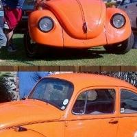 VW Beetle 1600 twin port