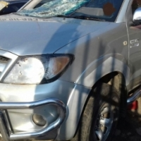 Toyota Hilux Stripping For Spares