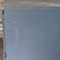 Double dial Combination safe for sale