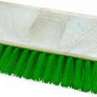 Hi-Lo Floor Scrub Brush - 250mm - Green Carlisle