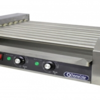 Hot Dog Warmer 11 Roller Hot Dog Warmer Model R2-11 Arctica