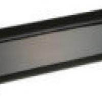 Tray Black Buffet 55 × 20cm