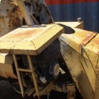 Concrete Mixer Silla BIR330/250, Self Loading, Mobile Concrete Mi