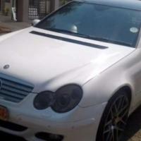 Mercedes Benz C Class C230 Kompressor Sports Coupé Evolution auto