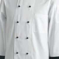 Chefs Uniform Jacket Contrast Long - XXX - Large