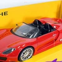 1:14 Radio Control Porsche Toy Car