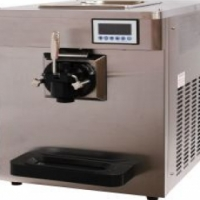 Ice Cream Machine, Soft Serve Machine, 1 Flavour Table Model