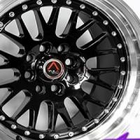 """15"""" XJ043 4/100 & 4/108 Alloy Wheels"""