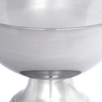 Punch bowl, 15Lt Infiniti with rim