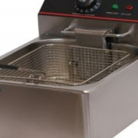 Electric Single Fryer_Model_FE-8L_Caterting Equipment