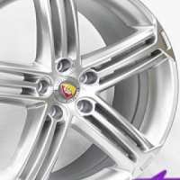 "19"" TTR Vettel 5/112 Hypersilver Alloy Wheels"