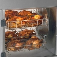 Anvil electric chicken griller