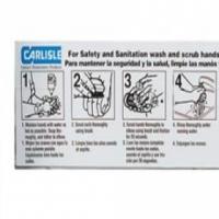 Handle Hand & Nail Brush Kit Carlisle