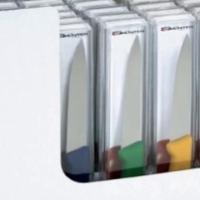 Grunter 60 piece paring knife colour box set