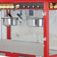 Popcorn Machine Double 8oz Model POP6A-2 Catering Equipment