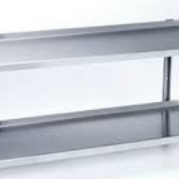 Stainless Steel Double Wall Shelving SSW2600 Catering Equipment