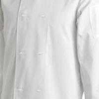 Chefs Uniform Jacket Laundry Coat Short - Xxx - Large