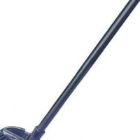 "Lobby Broom - For Dust Pan With Cover 13"" Spectra"
