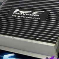 Ice Power 4200w 4ch Pro Series Amplifier